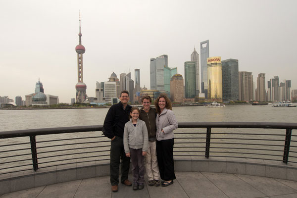 Shanghai Family Tour with Kids