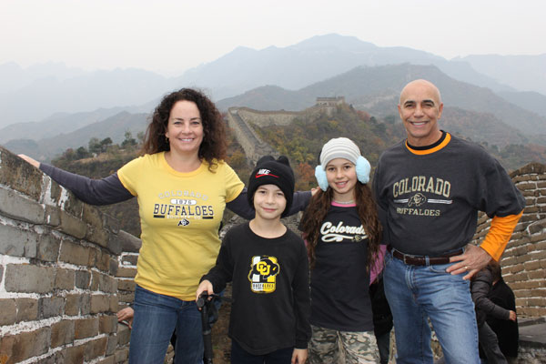 6 Best Places for Family with Kids Tour 2013 in China