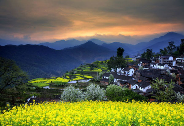 See the most beautiful China