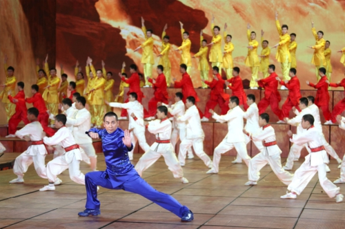 Discover Chinese Kung Fu in 2013 Chinese Spring Festival Gala