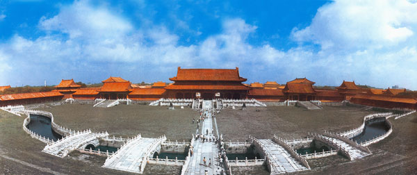 China Top Attraction in Beijing