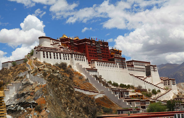 China Top Attraction - Potala Palace