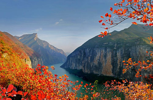 China Top Attraction - Three Gorges