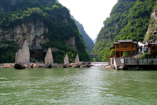 Yangtze Three Gorges
