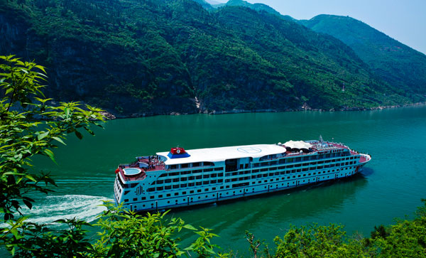 Best Yangtze River Cruise Ship