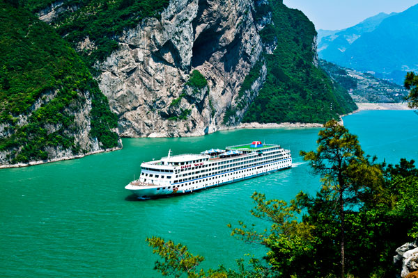 the Newest Yangtze Cruise fleet - Gold Cruises!