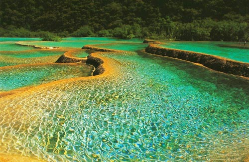 Top 3 Sichuan Attractions for 2013 Summer Vacation