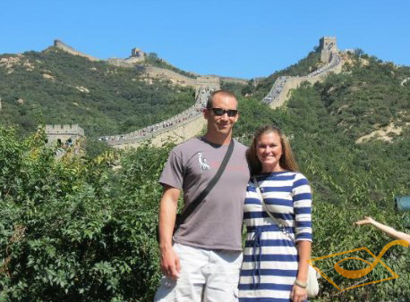 Tour Great Wall with China Discovery