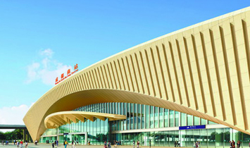 Chengdu South Train Station