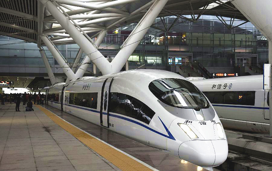 guiyang-guangzhou-high-speed-train
