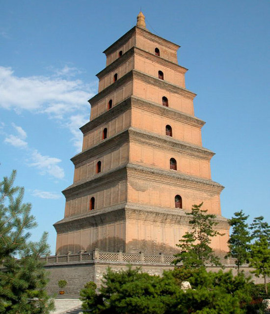 big wild goose tower