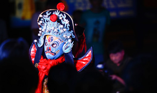 Sichuan Opera: Face Changing