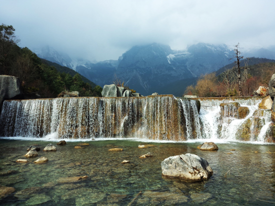 Lijiang Blue Moon Valley Tour
