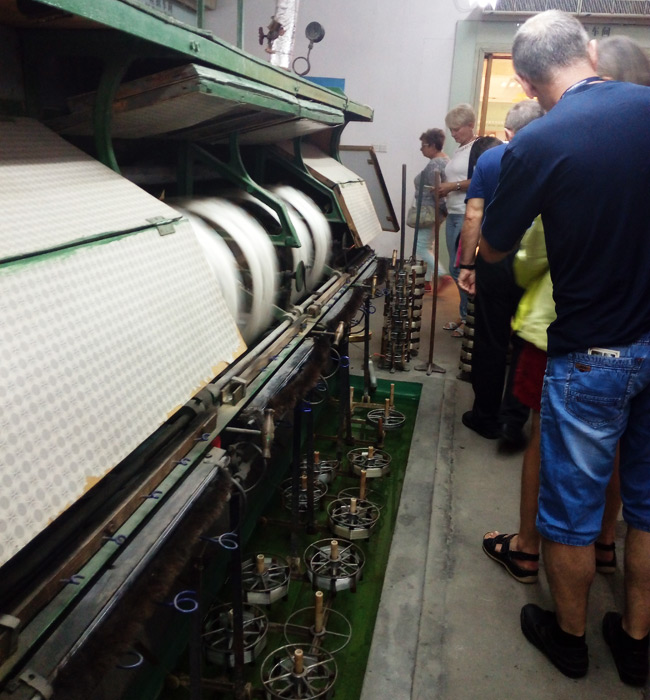 Suzhou No. 1 Silk Factory - Silk Production