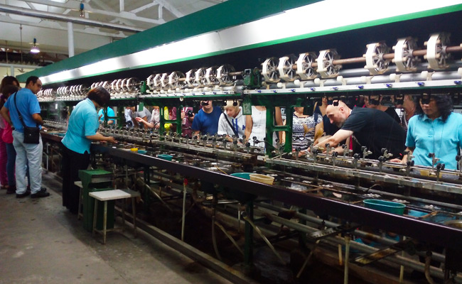 Suzhou No. 1 Silk Factory - Chinese Silk