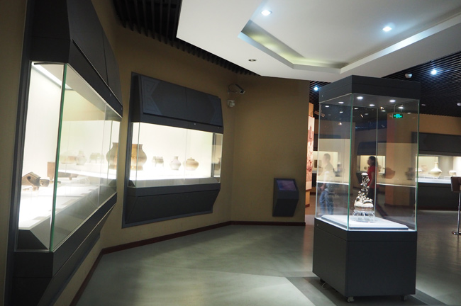 Pottery Halls of Zhejiang Provincial Museum