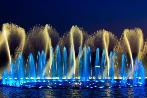 West Lake Musical Fountain