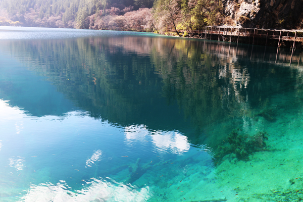 Travel with Jack: Magic Jiuzhaigou (Nine Village Valley) . The Paradise for People