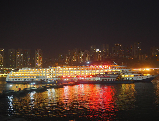 Travel with Wendy: Interesting Yangtze River Cruise Trip with Century Sun