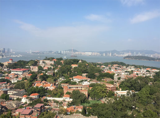 Xiamen Family Tour