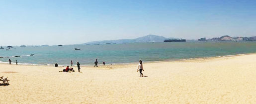 Travel with Johnson: 4 Days Xiamen Family Tour