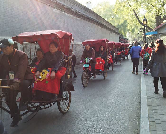 Enjoy Hutong Rickshaw