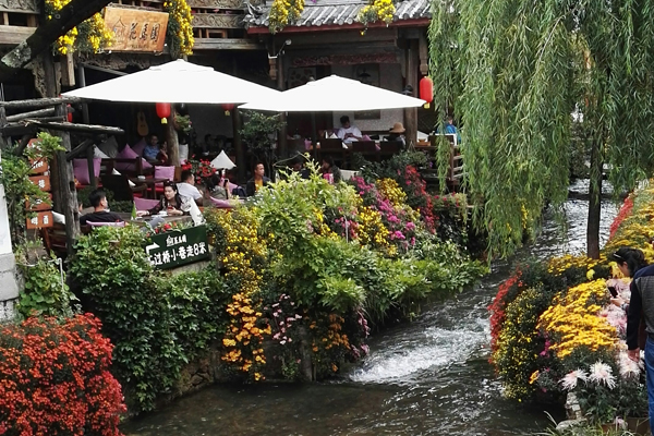 Lijiang Anicent City