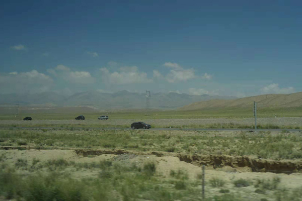 On-Our-Way-to-Qinghai-Lake
